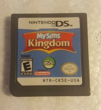 MySims Kingdom - Nintendo DS Video Game Cartridge - $6.88