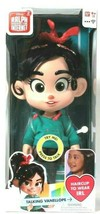 1 Ct Bandai Disney Wreck It Ralph Breaks The Internet 2 Talking Vanellope Doll  - $37.99