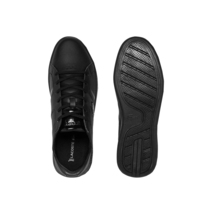 Lacoste Men's Casual Novas 120 3 SMA Athletic Shoes Leather Black Sneaker image 7