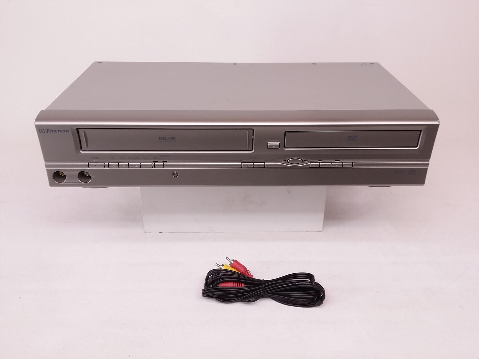 emerson ewd2004 vcr dvd combo and similar items rh bonanza com Emerson DVD VCR Recorder Emerson Thermostat User Manual