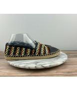 Circus by Sam Edelman Lena Womens 8 Multicolor Mesh Slip On Flat Espadri... - $29.95