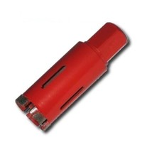 "38mm (1-1/2 "") Professional Diamond Segments Core Drill Bit  with 5/8""-11W Shank - $54.05"