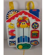 Fisher Price Musical Crib Activity Center Itsy ... - $18.80