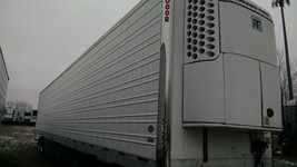 2013 UTILITY 3000R REEFER TRAILER For Sale In Marshfield, WI 54449 image 2