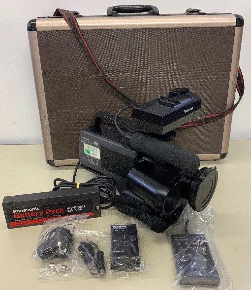 Panasonic Camcorder 1990s 1 Listing