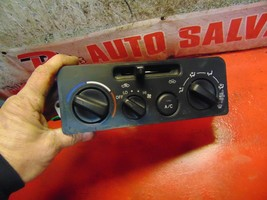 98 00 99 Toyota Sienna heat ac heater temperature climate control switch... - $64.34
