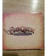 EVERQUEST SHADOWS OF LUCLIN pc GAME - $3.95