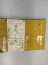 1982 Mazda RX7 RX 7 Service Workshop Repair Shop Manual FEO 1982 Book - $148.44