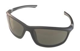 Timberland Mens Sunglass Matt Black Grey Rectangle, Plastic Wrap TB7149 2N - $17.99