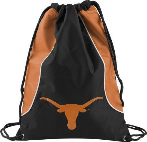 TEXAS LONGHORNS BACK SACK PACK SCHOOL GYM BAG