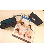 BodyPros Two (2) Pack/One (1) Pair Tennis Golfer Elbow Brace Strap Tendo... - $13.85