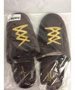 Travis Scott X McDonalds Cactus Jack CJ House Slippers Brown Size L-XL - $99.99