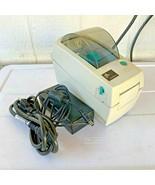 Zebra LP2824-z Thermal Label Printer 282z-21400-0001 Barcodes POS Ethernet  - $148.49