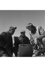 Tuskegee airmen Roscoe C. Brown, Marcellus G. Smith, and Benjamin O. Davis, Rami - $19.99+