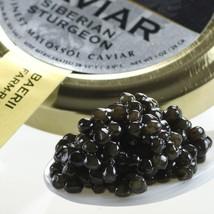 Italian Siberian Sturgeon (A. baerii) Caviar - Malossol - 9 oz tin - $706.52