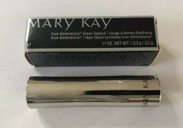 NEW Mary Kay True Dimensions Sheer Lipstick .11oz Arctic Apricot - $9.50