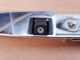 07-12 GMC Acadia Rear Tail Finish Emblem Panel Trunk Trim w/  Camera image 6