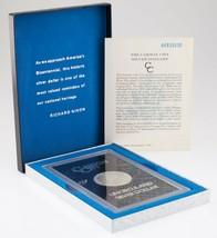 1882-CC $1 Silver Morgan Dollar in Uncirculated GSA Holder w/ Box and CoA - $296.99
