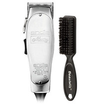 Andis Master Adjustable Blade Clipper with a BeauWis Blade Brush - $93.55