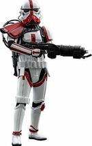 1:6 Incinerator Stormtrooper - The Mandalorian - $269.99