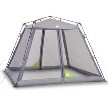 Camping Tent Screen House Instant 10' x 10' Canopy Shelter Outdoor Porta... - $61.37
