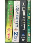 Ugly Betty - The Complete Series set 1-4, seasons 1, 2, 3, 4 TV show lot  - $73.52