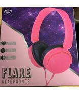 IHip Flare Children's Headphones (PINK) - $16.48