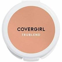 Covergirl TruBlend Pressed Blendable Powder, Translucent Tawny, 0.39 Oz - $8.52