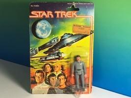 1979 MEGO STAR TREK ACTION FIGURE MOC ORIGINAL SERIES SCOTTY SCOTT POSEA... - $54.45