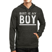 Birthday Boy Dark Grey Hoodie - $25.99+