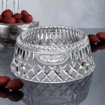 Godinger Crystal Dog Bowl - $20.06