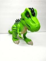 Playskool Heroes Jurassic World T-Rex Action Dinosaur Figure Tyrannosaurus Rex - $14.85