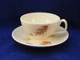 3 Franciscan Autumn Cup & Saucer Sets Retro - $19.95