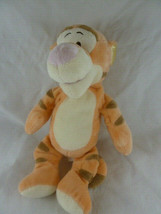 Disney Baby Plush 11inch Tigger Winnie the Pooh Soft Rattle Plush light ... - $7.91