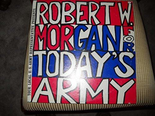 Primary image for robert w. morgan for today's army LP [Vinyl] VARIOUS