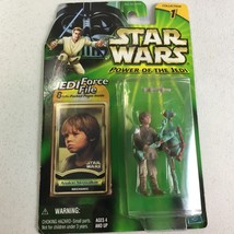 Star Wars Power of the Jedi POTJ Anakin Skywalker Mechanic Hasbro - $8.42
