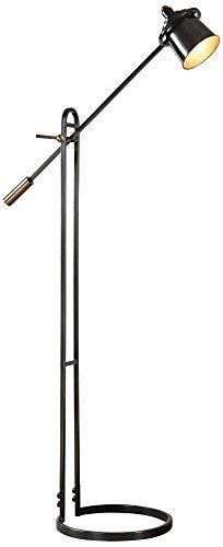 Primary image for Uttermost Chisum Oil Rubbed Bronze Adjustable Floor Lamp