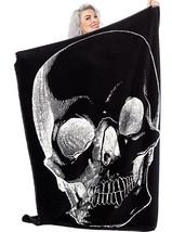 Sourpuss Teschio Emo Punk Goth a Levetta Anatomico Copertura Lenzuolo Co... - $32.42 CAD