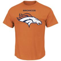 Majestic Men's NFL Critical Victory Short-Sleeved Tee Broncos XL #NINGK-306 - $17.99