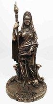 Greek White Goddess Hecate Sculpture Athenian Patroness of Crossroads, W... - £38.24 GBP
