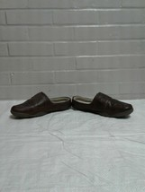 Women's Timberland Brown Size 8.5 / 39.5 Slip On Loafers Shoes - $13.33