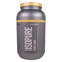 Nature's Best ISOPURE (Toasted Coconut) Protein Powder LOW CARB net.wt. ... - $44.77