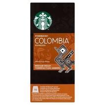 Starbucks Espresso Colombia Capsules 10 per pack - $9.49