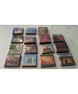 Lot of 15 Science Fiction/Fantasy CD Audiobooks - $49.49