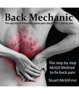 Back Mechanic by Dr. Stuart McGill 2015-09-30 - $43.93