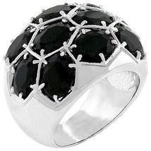 Midnight Dome Ring - $44.00