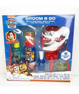 Nickelodeon Paw Patrol Groom And Go 2019 Kids Bath Set Shaving Kit 6 Pie... - $18.80