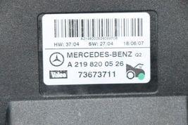 Mercedes W219 CLS63 CLS500 Trunk Lift Control Module A2198200526 image 3