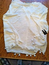 DKNY Ivy Beach Cover Up Size Large image 2