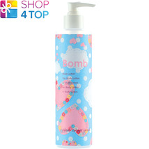 Cloud Cuckoo Land Body Lotion 300 Ml Bomb Cosmetics Ylang Ylang Coconut Natural - $12.46